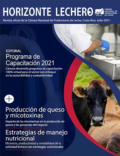 Revista  De Horizonte Lechero